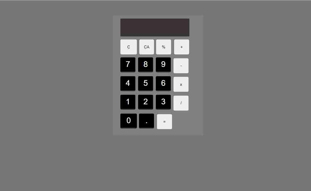 calculator from astound commerce