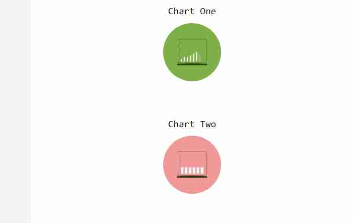 SVG chart animation with GSAP