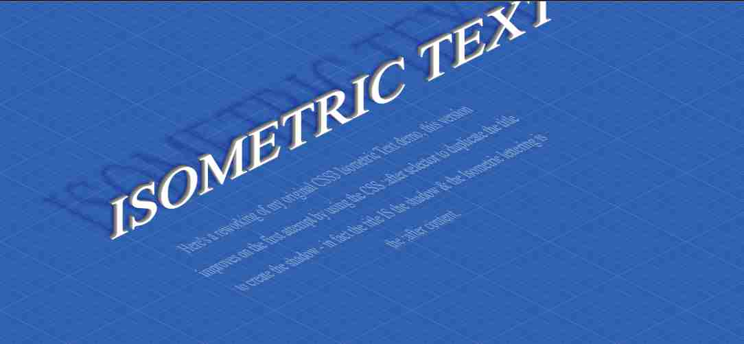 How to create oblique angle or slanted text style in html and css