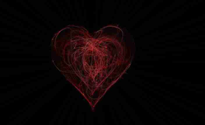 Beautiful Heart Animation