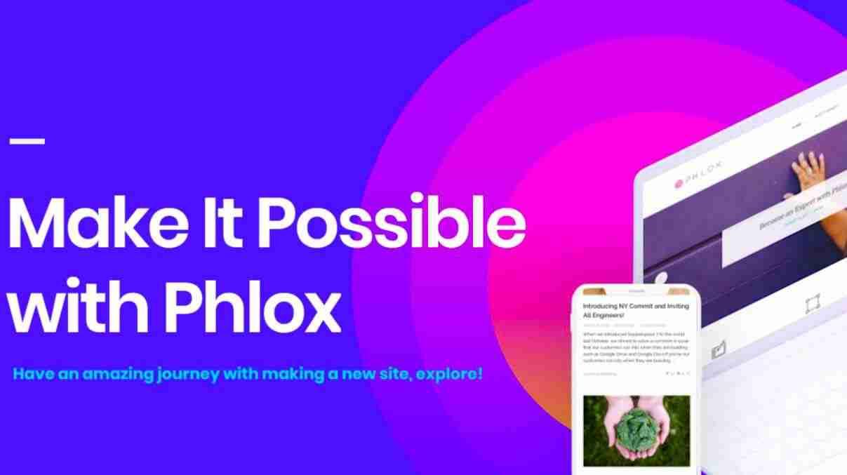 Phlox Pro - Elementor MultiPurpose WordPress Theme free with licence key