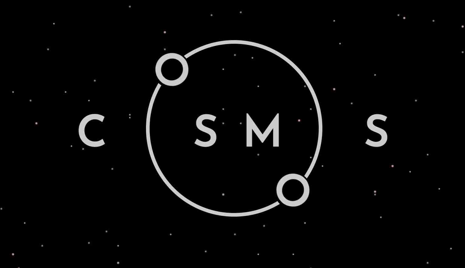 COSMOS with html and css