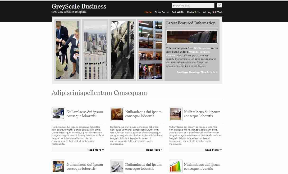 Complete Responsive Online Education Website Design Using