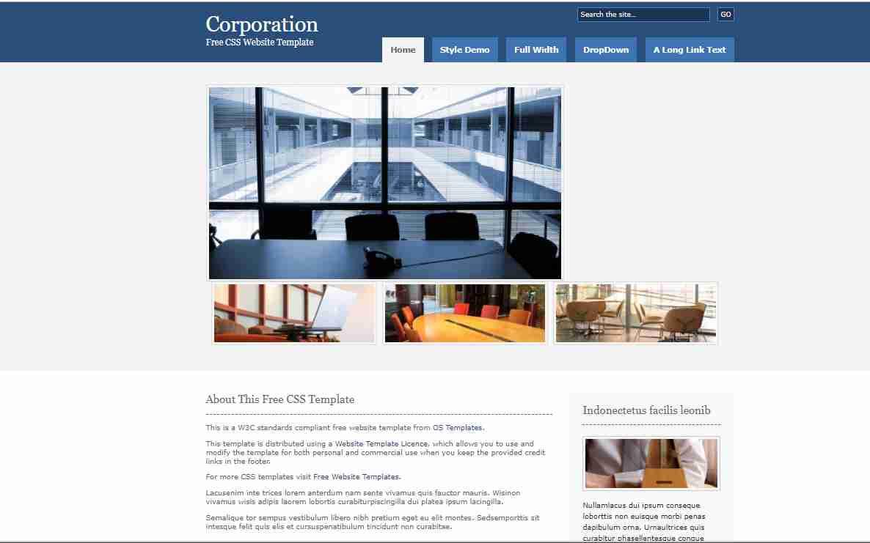 Construction Company website | Website Design tutorial for Beginners