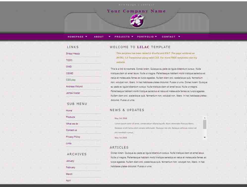 How to Create a Website using HTML & CSS   Web Design