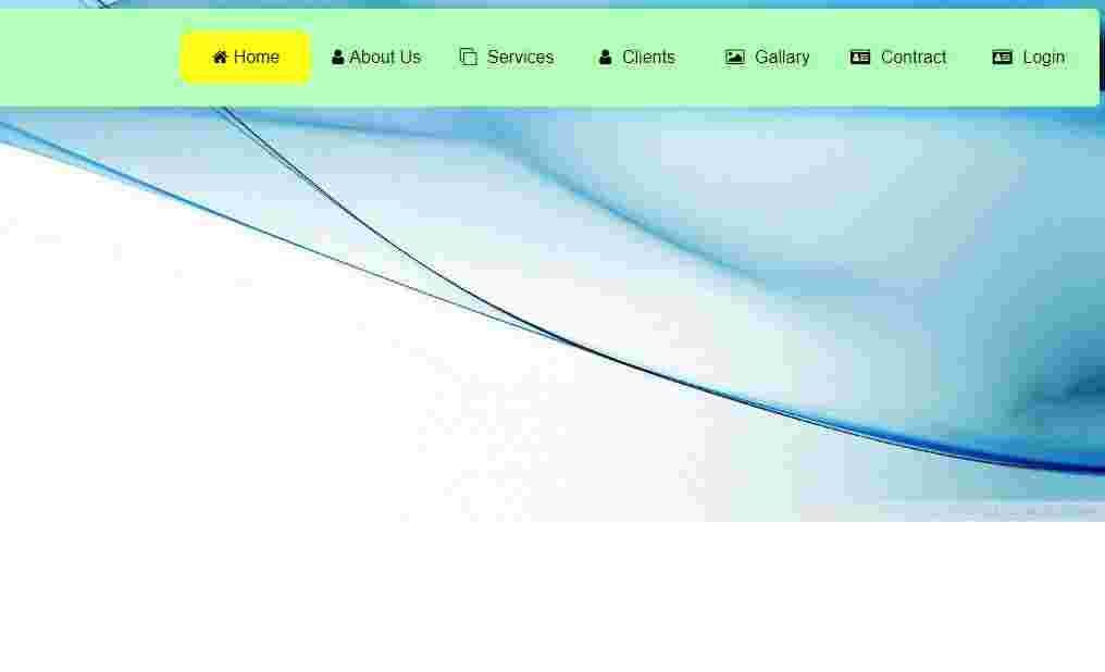 Create a Transparent Drop Down Navigation Menu using CSS and HTML
