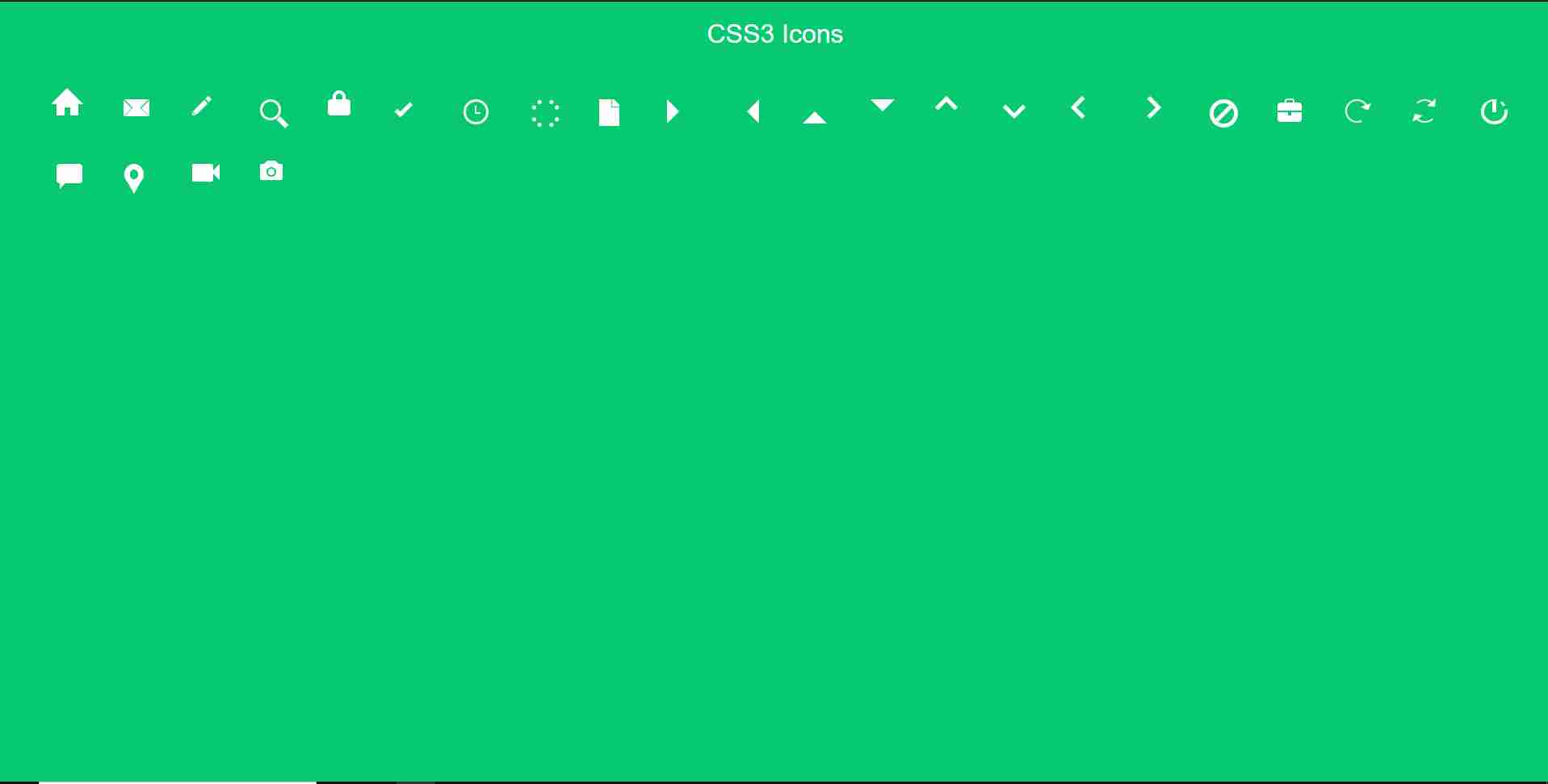 Create Footer with Social Media Icons & Links in HTML CSS