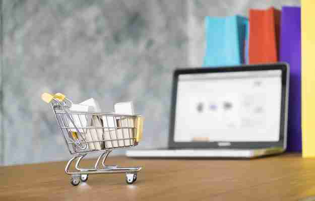 FULL E-COMMERCE WEBSITE