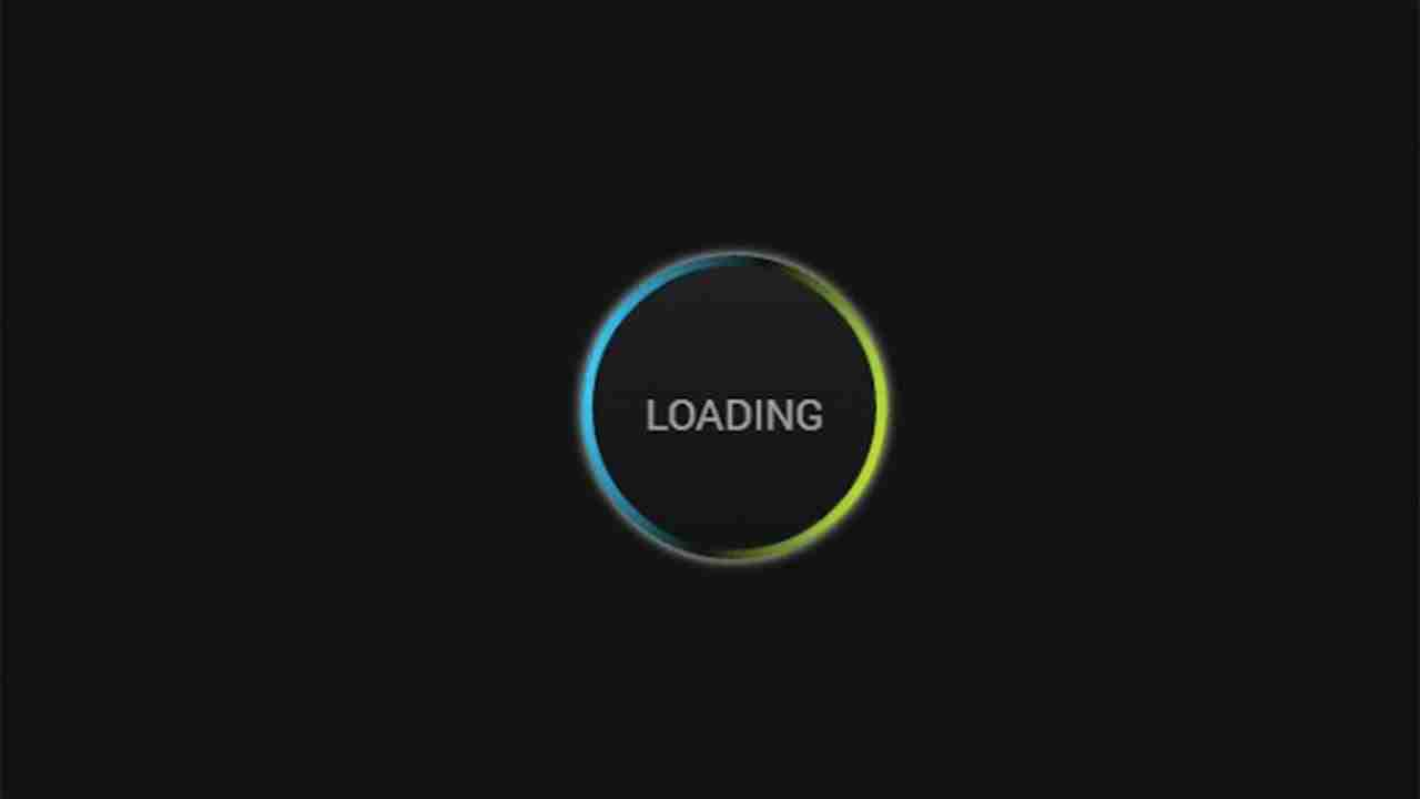 Loading Spinner With Pure HTML and CSS