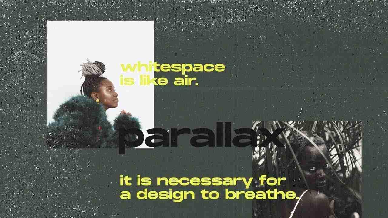 Parallax Effect HTML CSS JS | SimpleParallax | Parallax Effect Tutorial