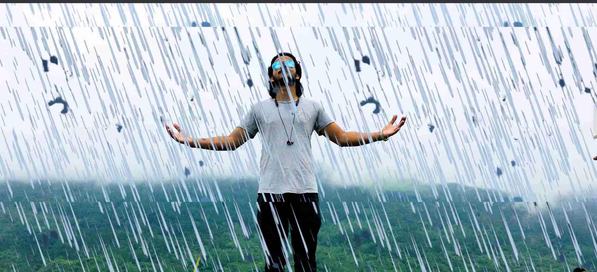 Rain effects Animation