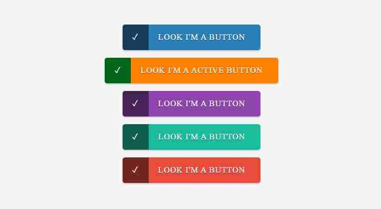 CSS Custom Checkbox List Design   Html CSS