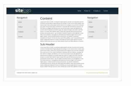2 sidebars and full width top bar website templatecss,html,javascript,sidebar menu with sub menu,css sidebar navigation with sub menu,side menu bar with sub menu using css html javascript,css sidebar,