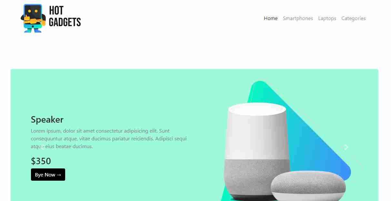 E-commerce Hot gadgets
