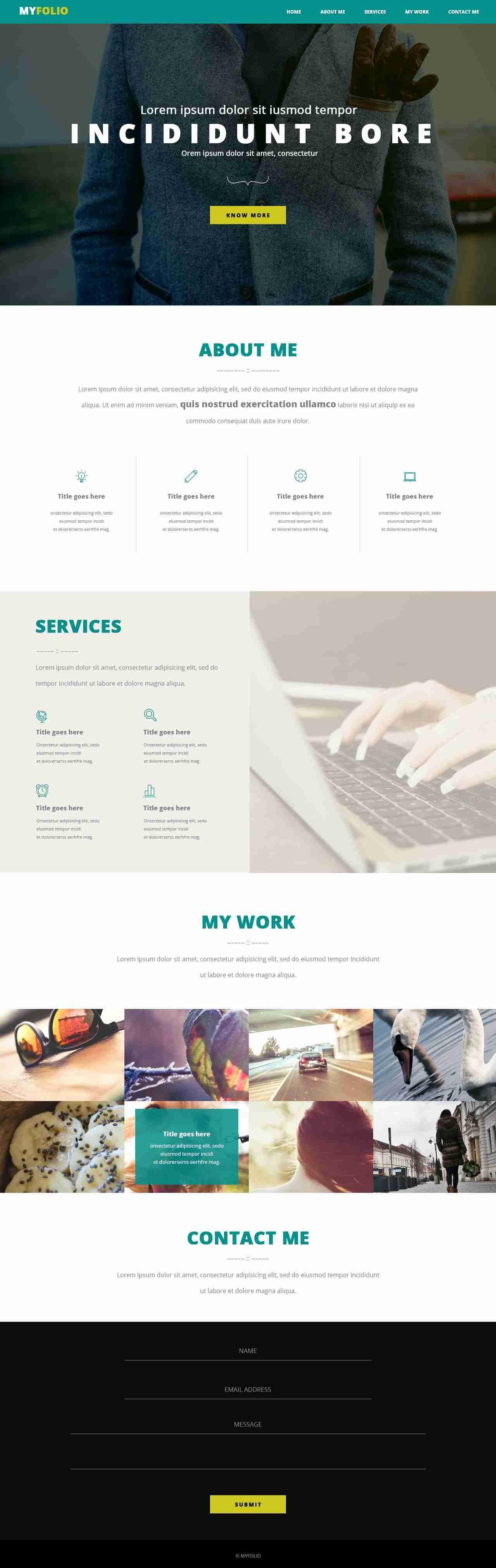 Web Design PSD To HTML Convert