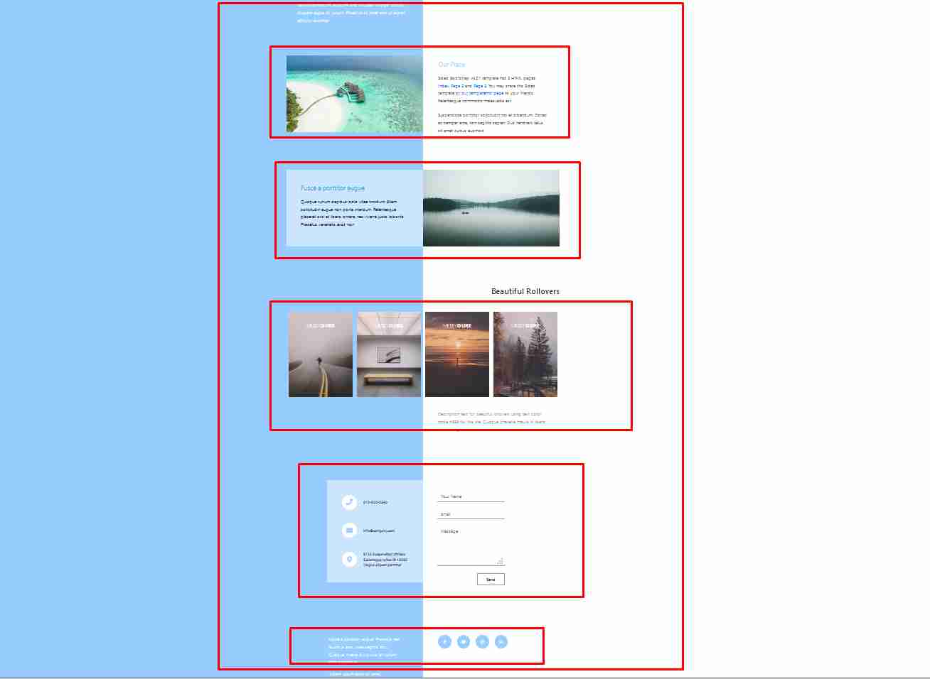 How To Make Website Using HTML And CSS | Responsive Web Design Tutorial