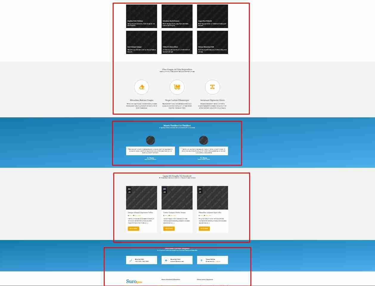 create website using html css and javascript