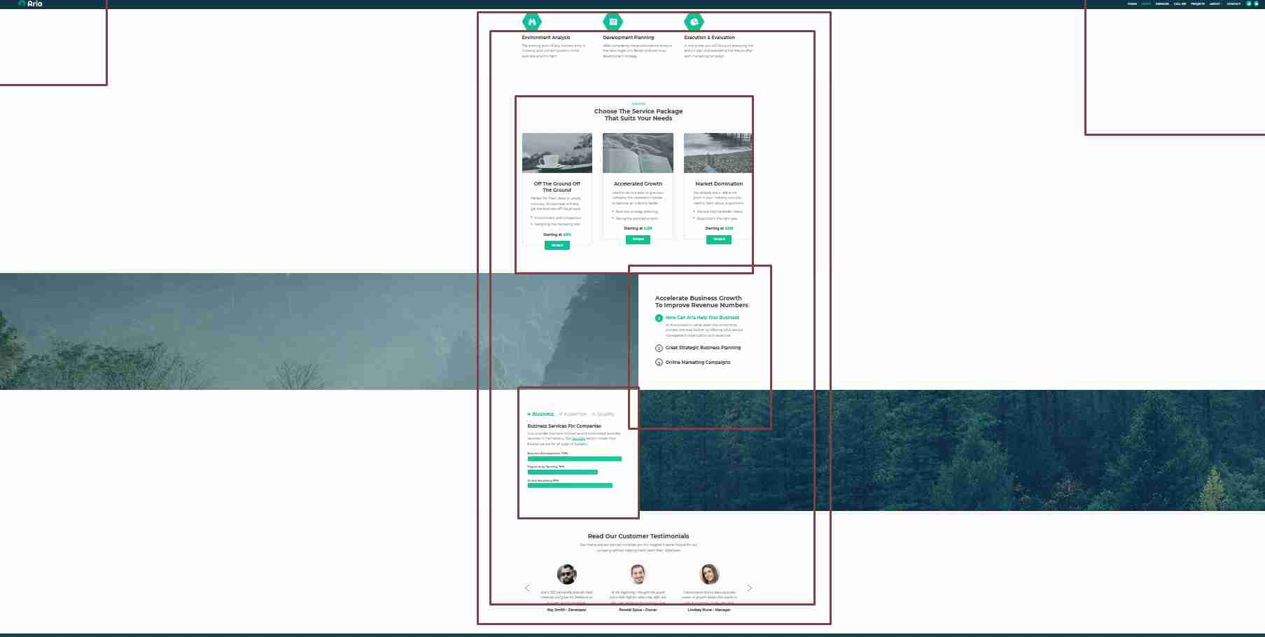 Complete Responsive Website from Scratch using Html CSS & Javascript