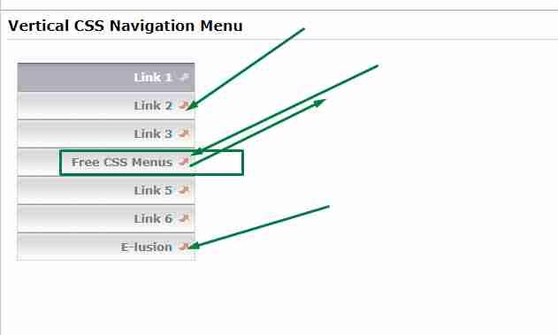 responsive drop down menu with submenu