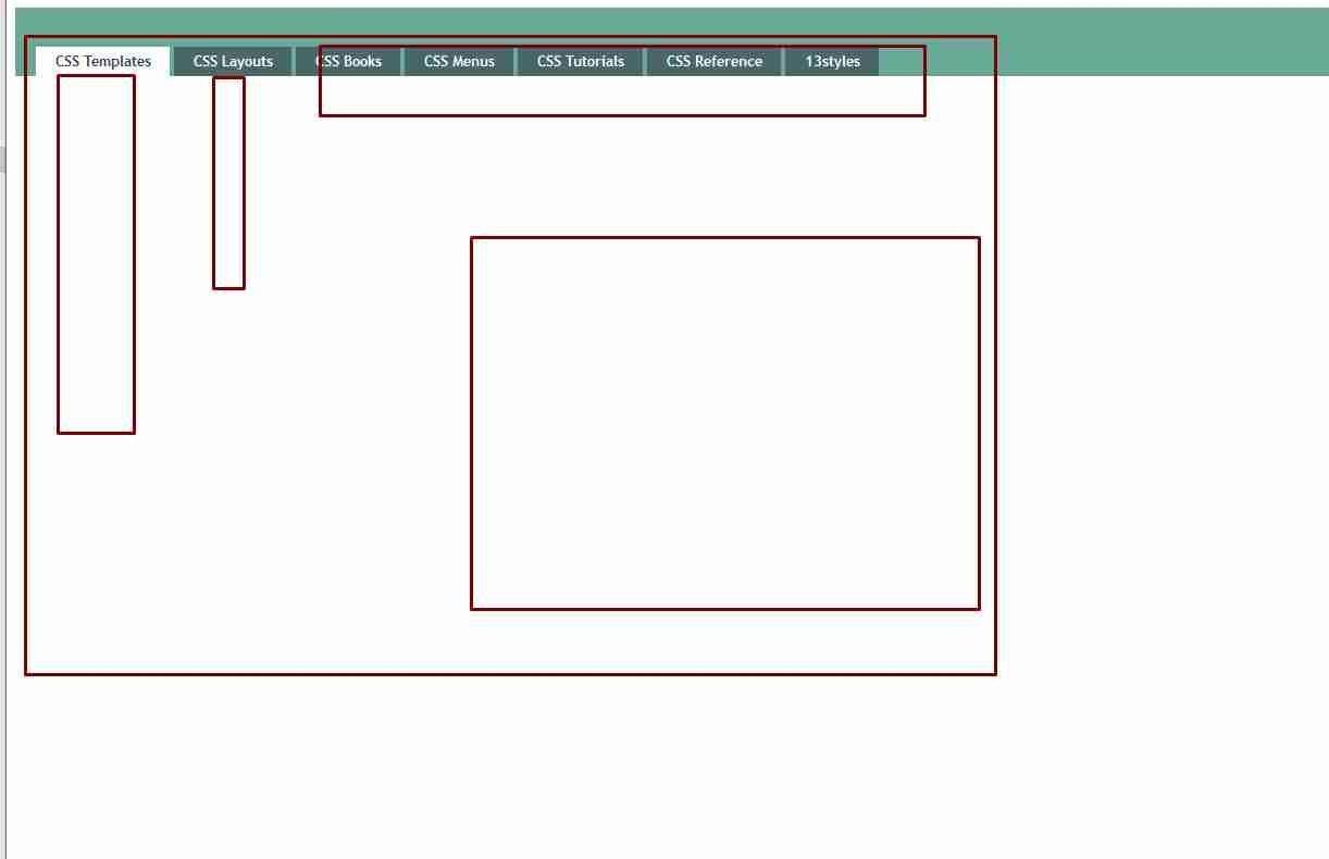 responsive navigation menu css