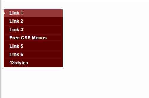 hamburger menu css responsive