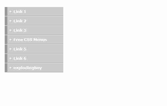 css menu bar with submenu dropdown html free download