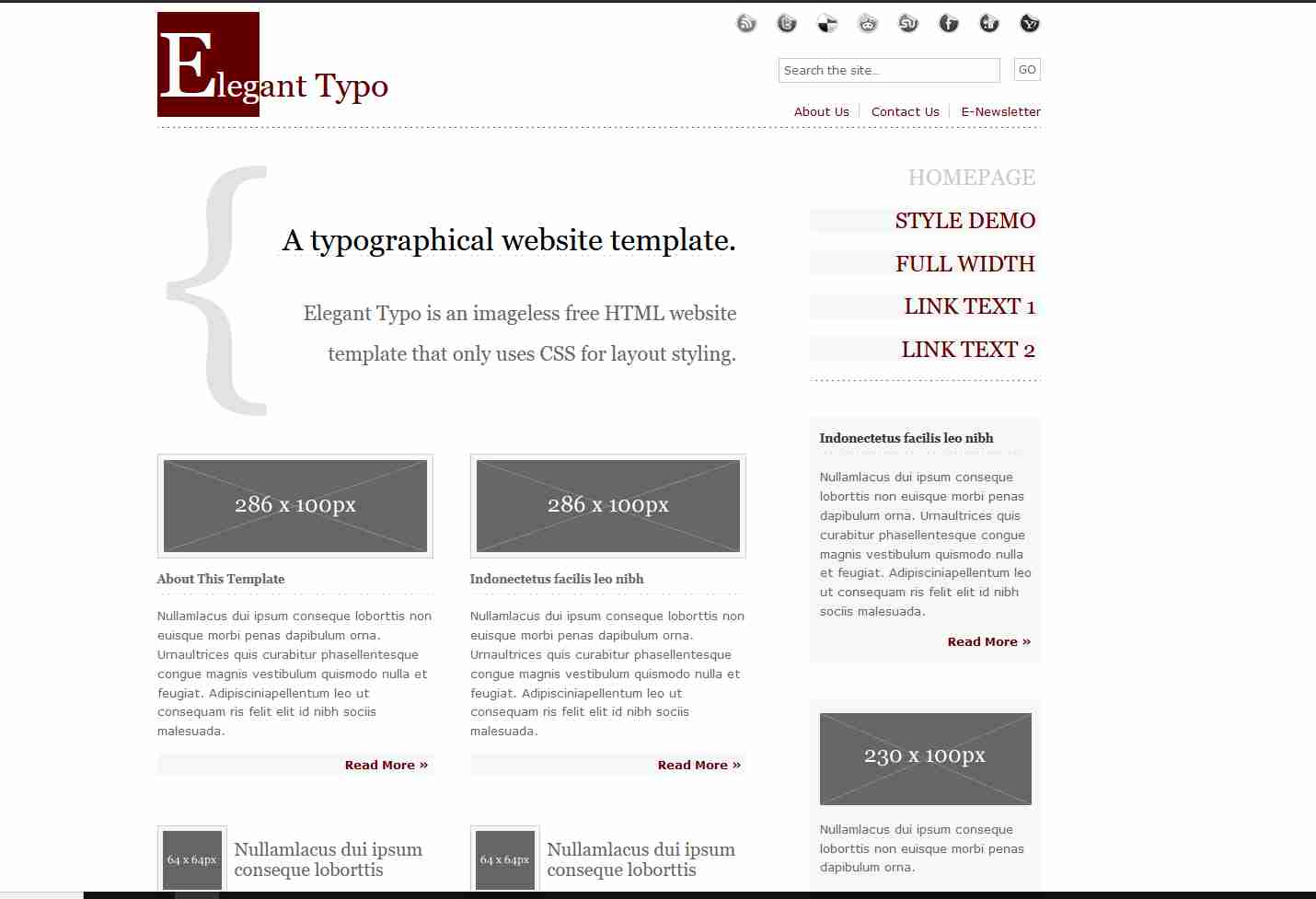 How To Make A Website Using HTML And CSS | Website Design In HTML And CSS